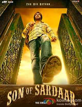 Son of Sardaar 2012 | Download Movie Free