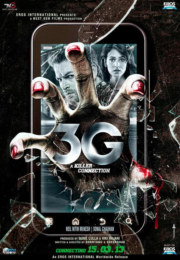 3G 2013 Movies Free downloads watch online full free bollywood Hindi cinema films