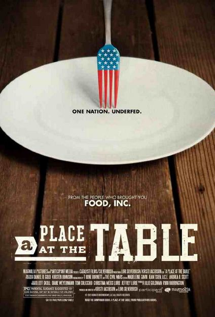 A Place at the Table 2012 movie