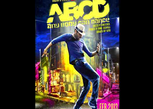 ABCD Any Body Can Dance 2013 Movies Free downloads