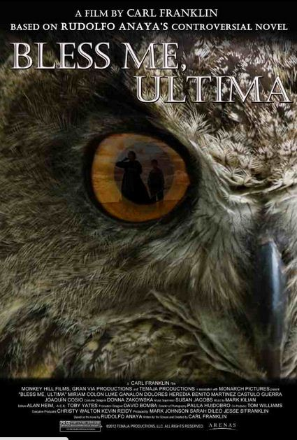 Bless Me Ultima 2013 Movie