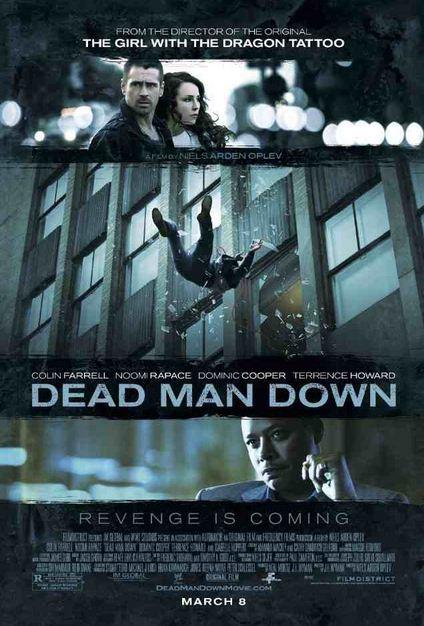 Dead Man Down 2013 movies
