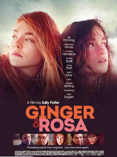 Ginger and Rosa 2012 Movies