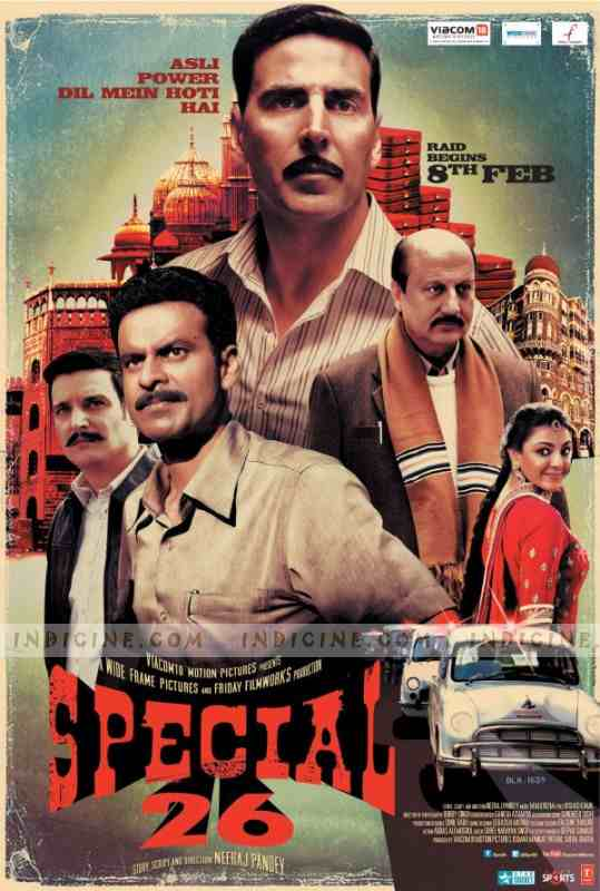 Hindi Special 26 2013 Movies Free downloads