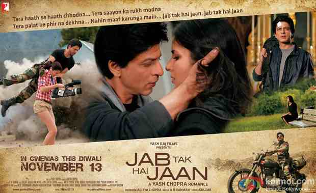 Jab Tak Hai Jaan 2012 Movies Free downloads watch online full free bollywood Hindi cinema films