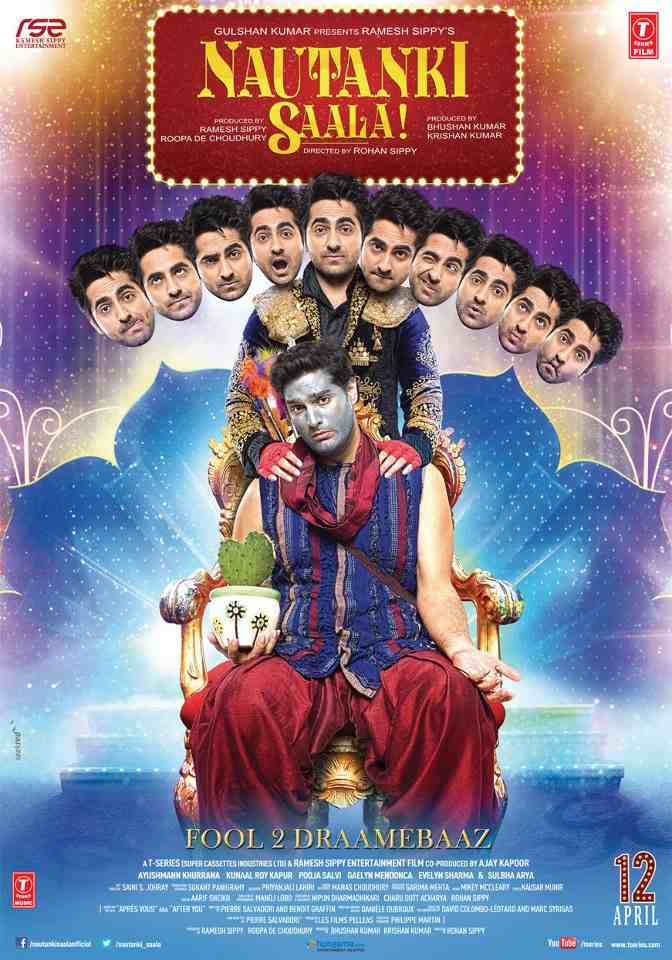 Nautanki Saala 2013 Movies Free downloads watch online full free bollywood Hindi cinema films