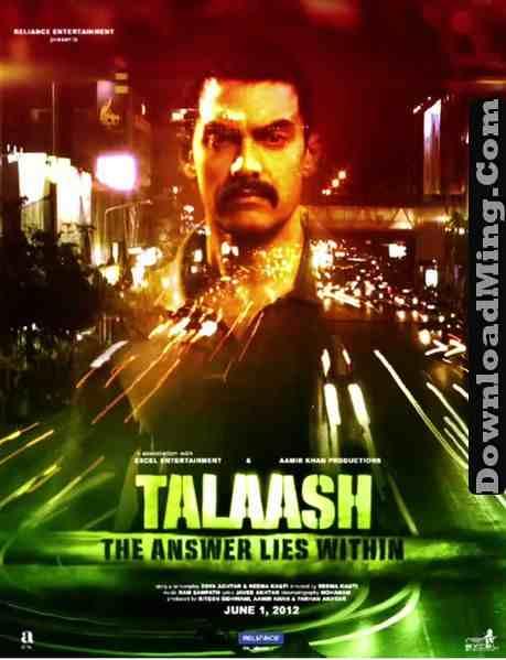 Talaash 2012 Movies Free downloads watch online full free bollywood Hindi cinema films
