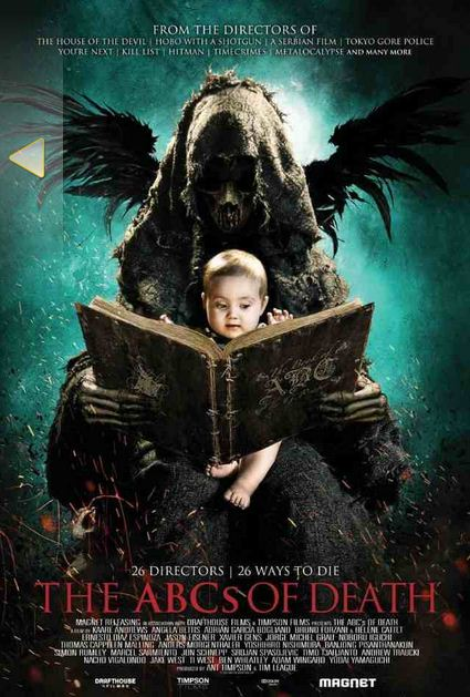 The ABCs of Death 2012 movies