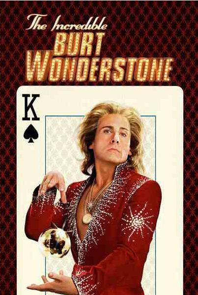 The Incredible Burt Wonderstone 2013 Movies