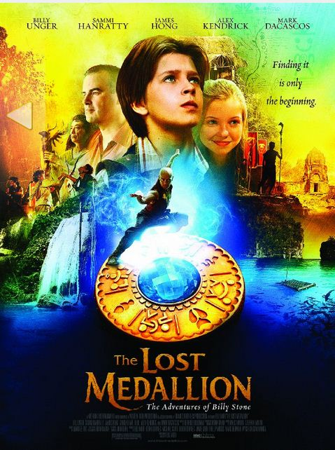 The Lost Medallion The Adventures of Billy Stone 2013