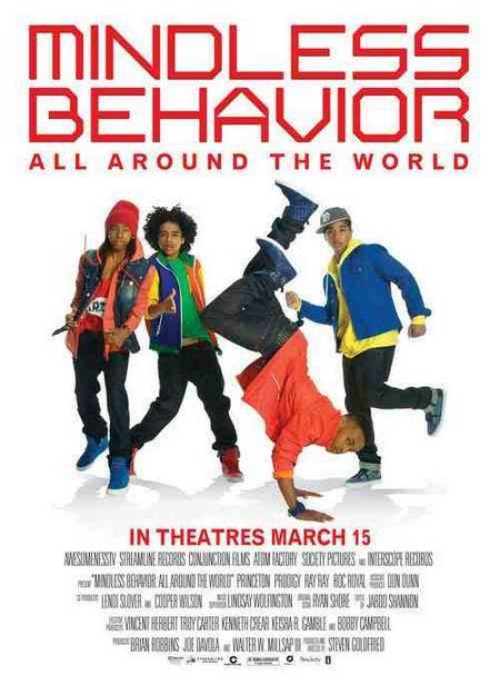 Mindless Behavior All Around the World 2013 free movie download watch