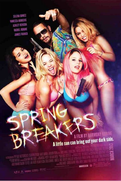 Spring Breakers 2012 free movie download and watch online