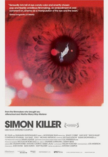 Simon Killer 2012 buy movie download watch online full