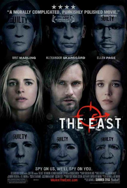 The East 2013 Movie full streaming or download to watch later