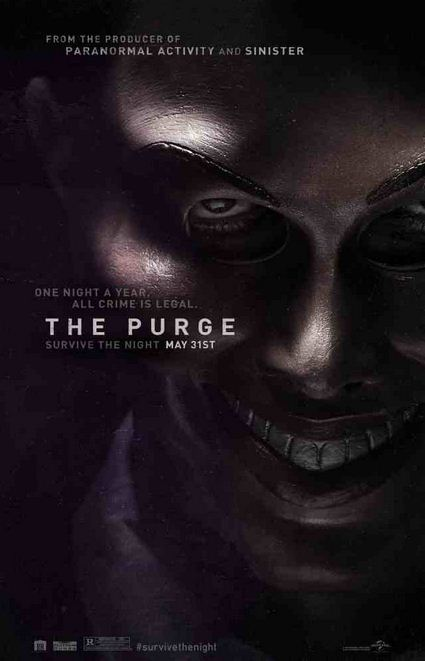 The Purge 2013 Movie full streaming or download to watch later