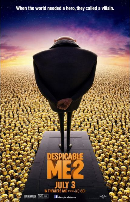 Despicable Me 2 2013 full movie online