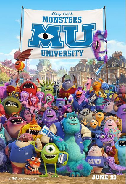 Monsters University 2013 watch movie online full streaming HD quality