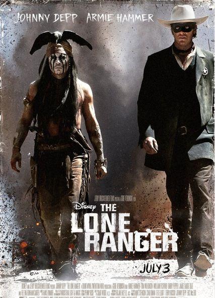 The Lone Ranger 2013 full movie online