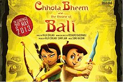 Chhota Bheem and the Throne of Bali bollywood Movies