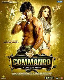 Commando 2013 Movies