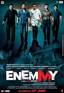 Enemmy bollywood Movies