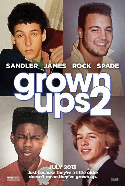 Grown Ups 2 2013 full movie online