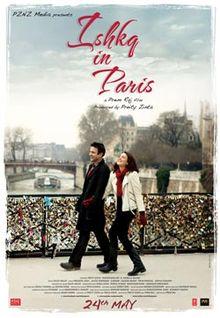 Ishkq in Paris bollywood Movies