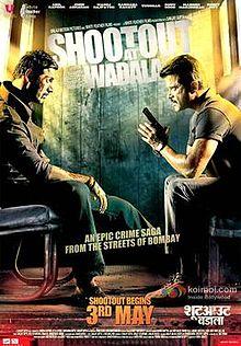 Shootout at Wadala bollywood Movies