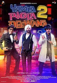 Yamla Pagla Deewana 2 bollywood Movies