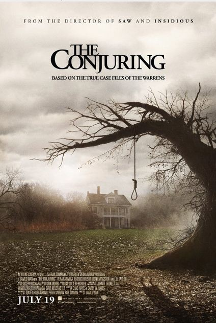 The Conjuring 2013 Movie