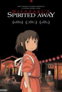 Spirited Away 2001 Movie
