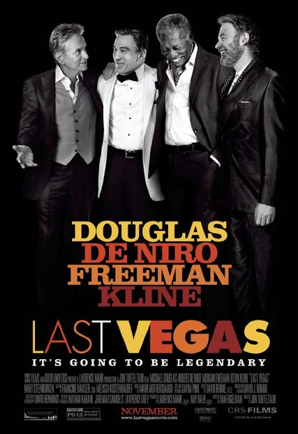 Last Vegas 2013 Movie