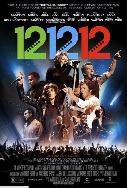 12-12-12 (2013) Movie Poster