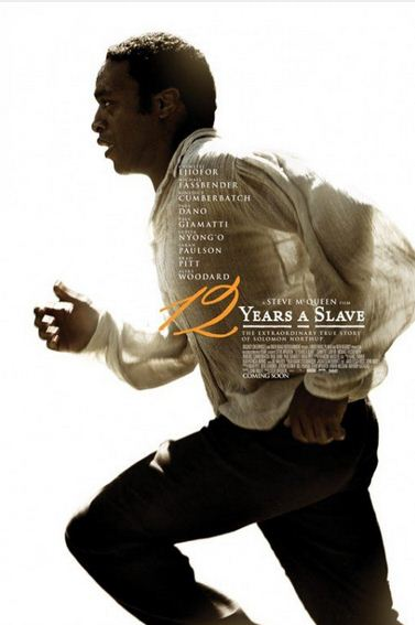 12 Years a Slave (2013) Movie Poster