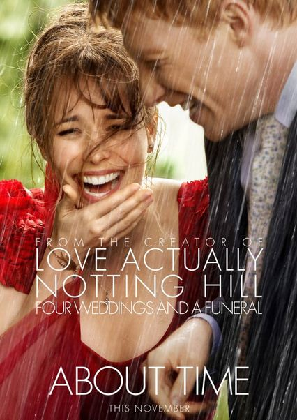 About Time 2013 Movie Poster