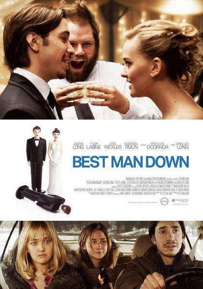 Best Man Down (2012) Movie Poster