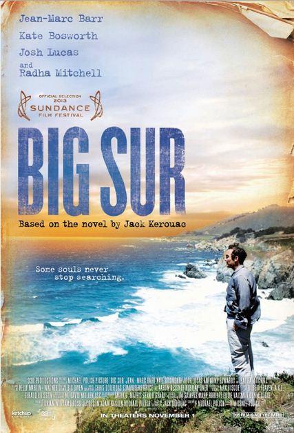 Big Sur 2013 Movie Poster