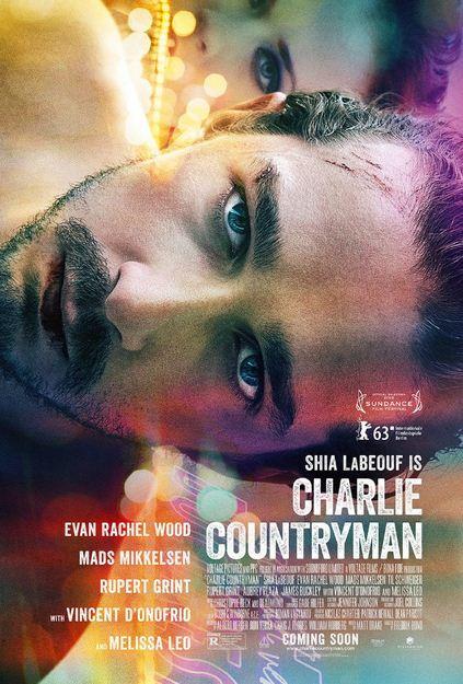 Charlie Countryman (2013) Movie Poster
