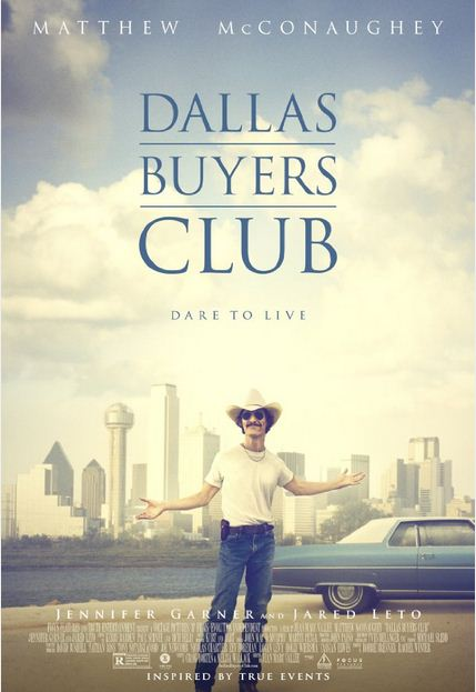 Dallas Buyers Club 2013 Movie