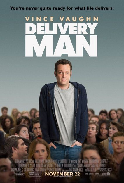 Delivery Man (2013) Movie Poster