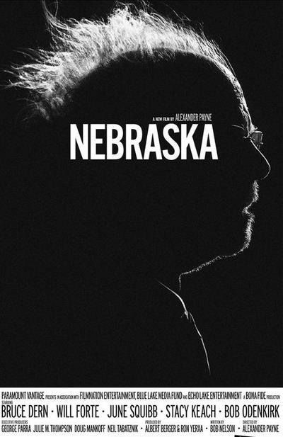 Nebraska (2013) Movie Poster