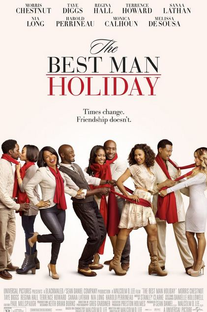 The Best Man Holiday (2013) Movie Poster