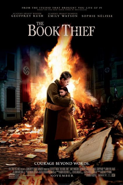 The Book Thief 2013 Movie Poster