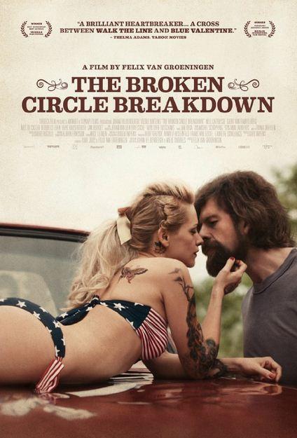 The Broken Circle Breakdown 2012 Movie Poster