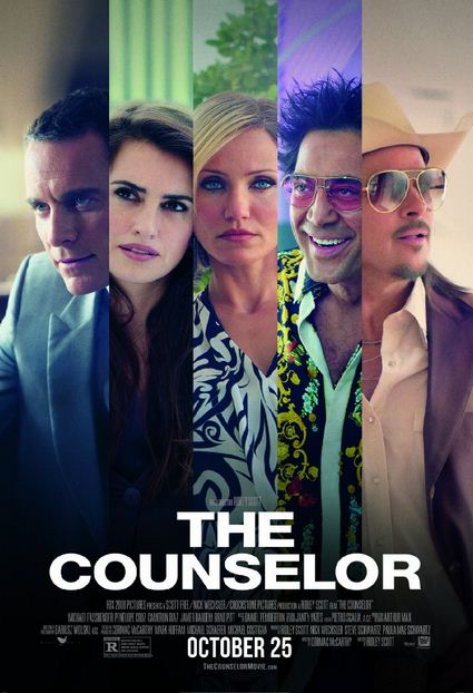 The Counselor (2013) Movie Poster