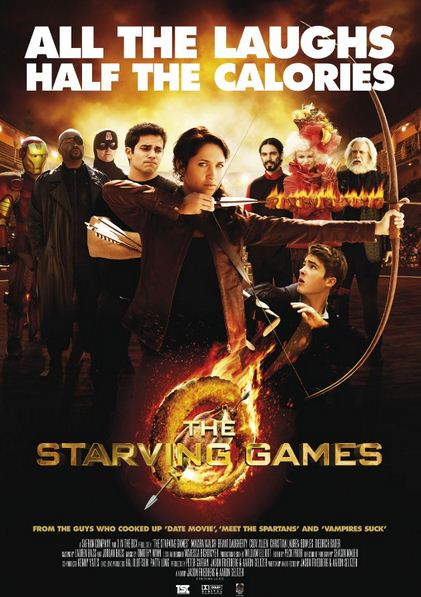 The Starving Games (2013) Movie Poster