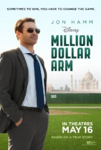 Million Dollar Arm 2014 Movie