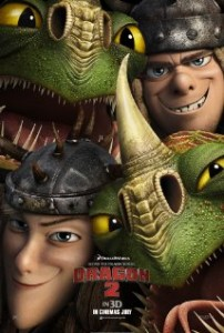 How to Train Your Dragon 2 2014 Movie