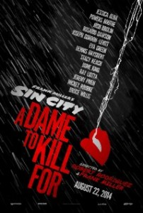 Sin City A Dame to Kill For 2014 Movie