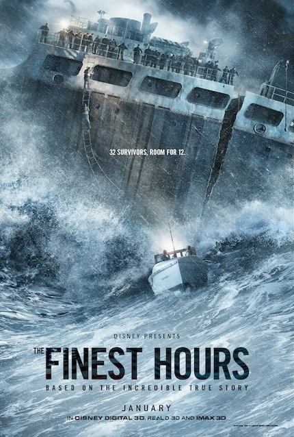 The Finest Hours (2016) Movie